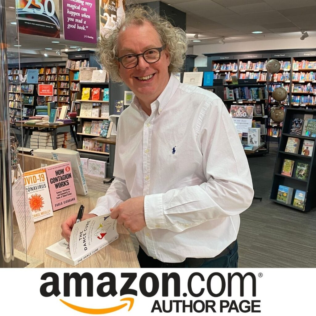 Peter Lovatt Amazon Author Page Image