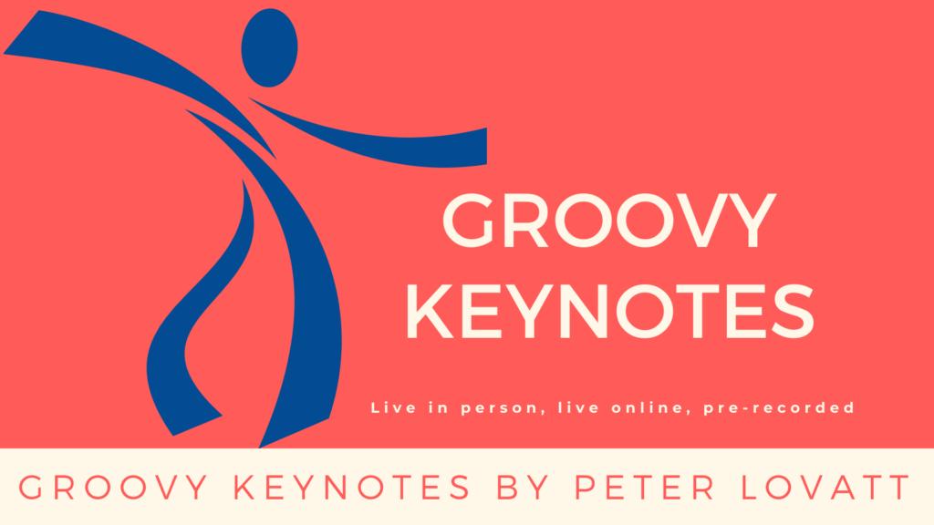 Peter Lovatt Groovy Keynotes 1920 x 1080