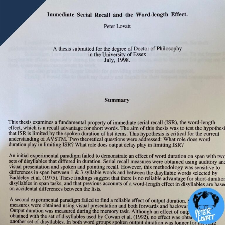 Sebastian enders dissertation