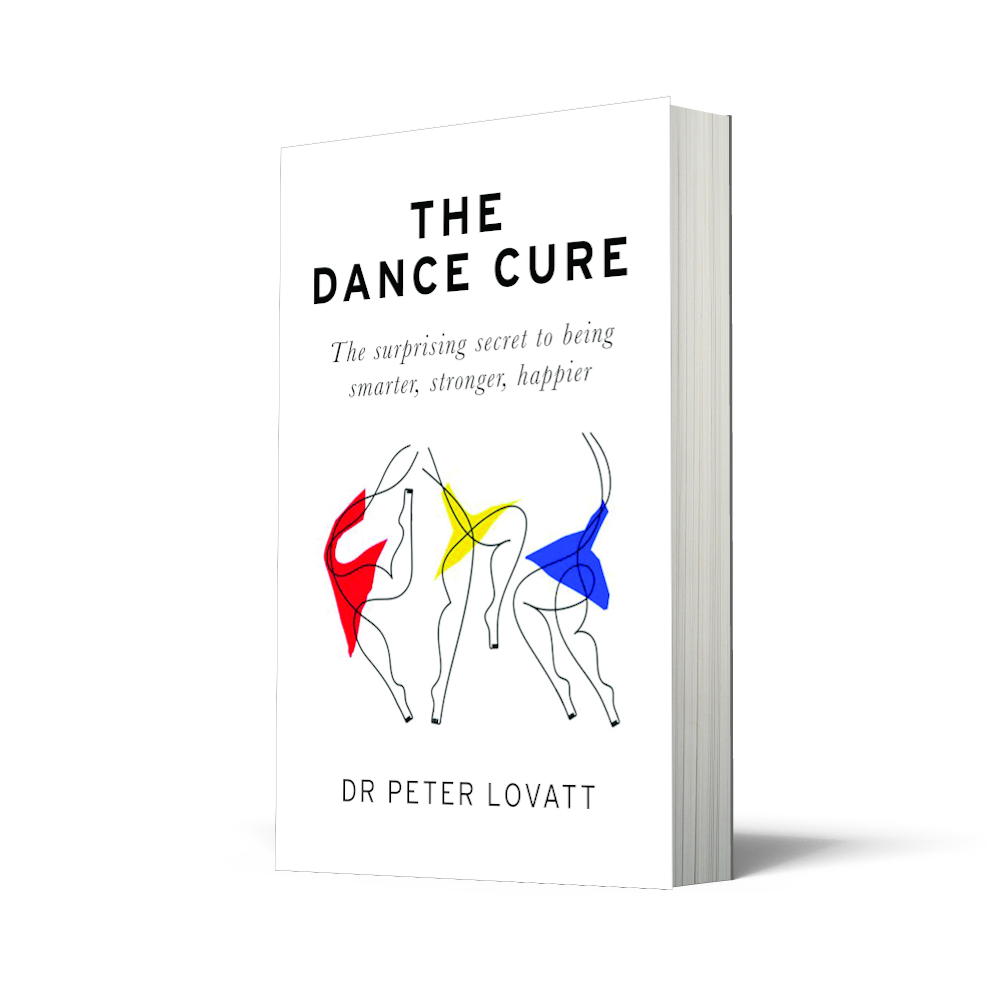 Dance Cure packshot