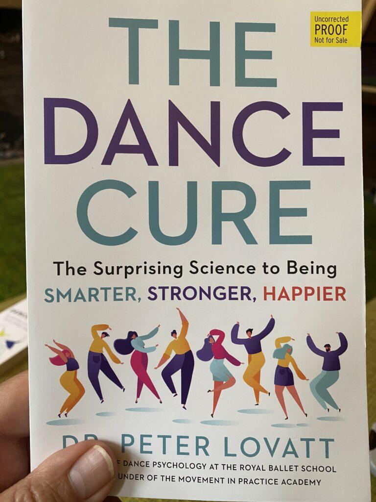 Peter Lovatt The Dance Cure HarperCollins