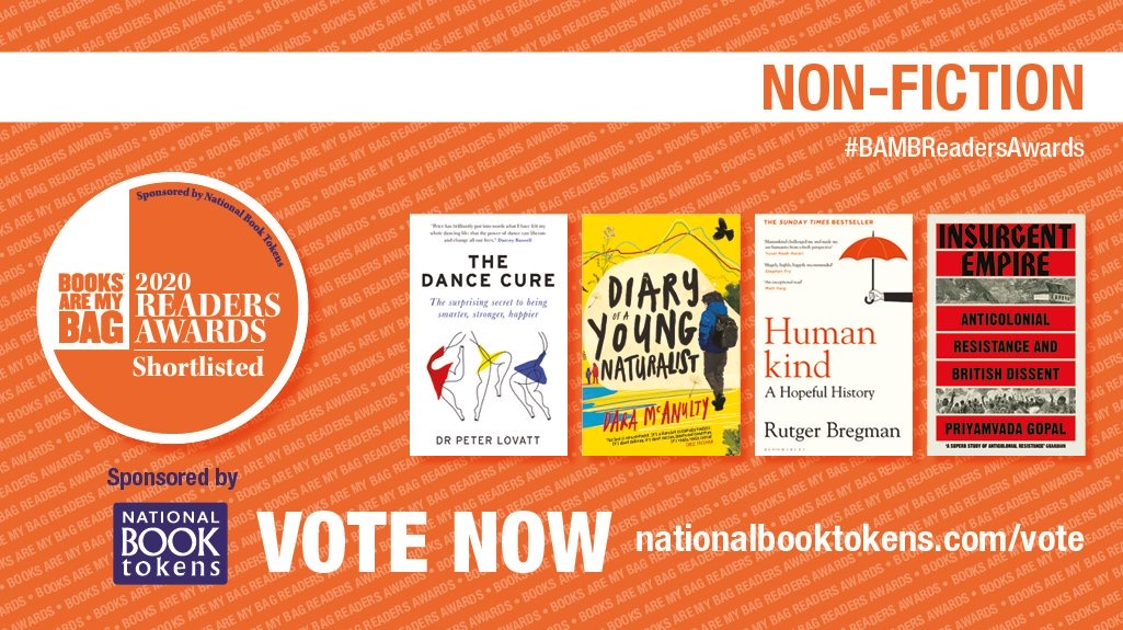 BAMB Shortlisted non fiction