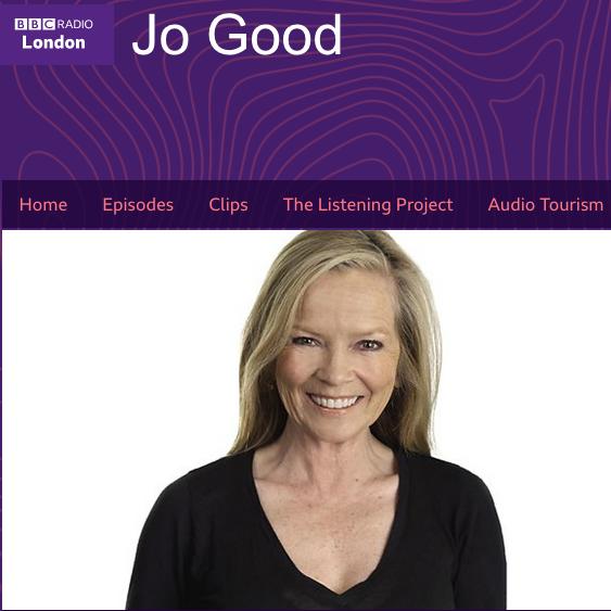 Jo Good Show BBC Radio London