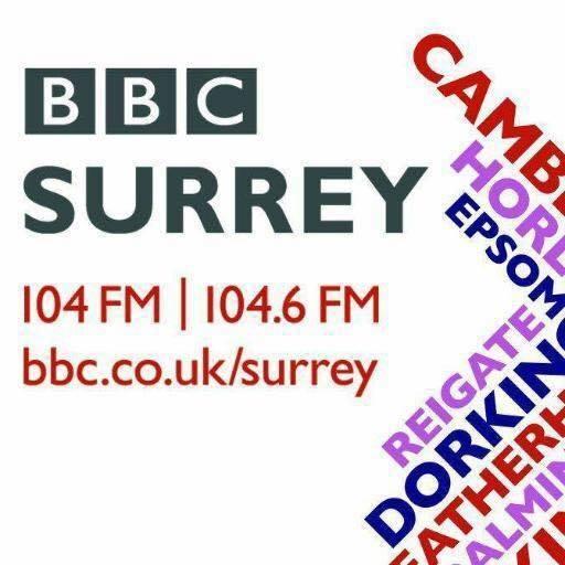 BBC Radio Surrey Peter Lovatt