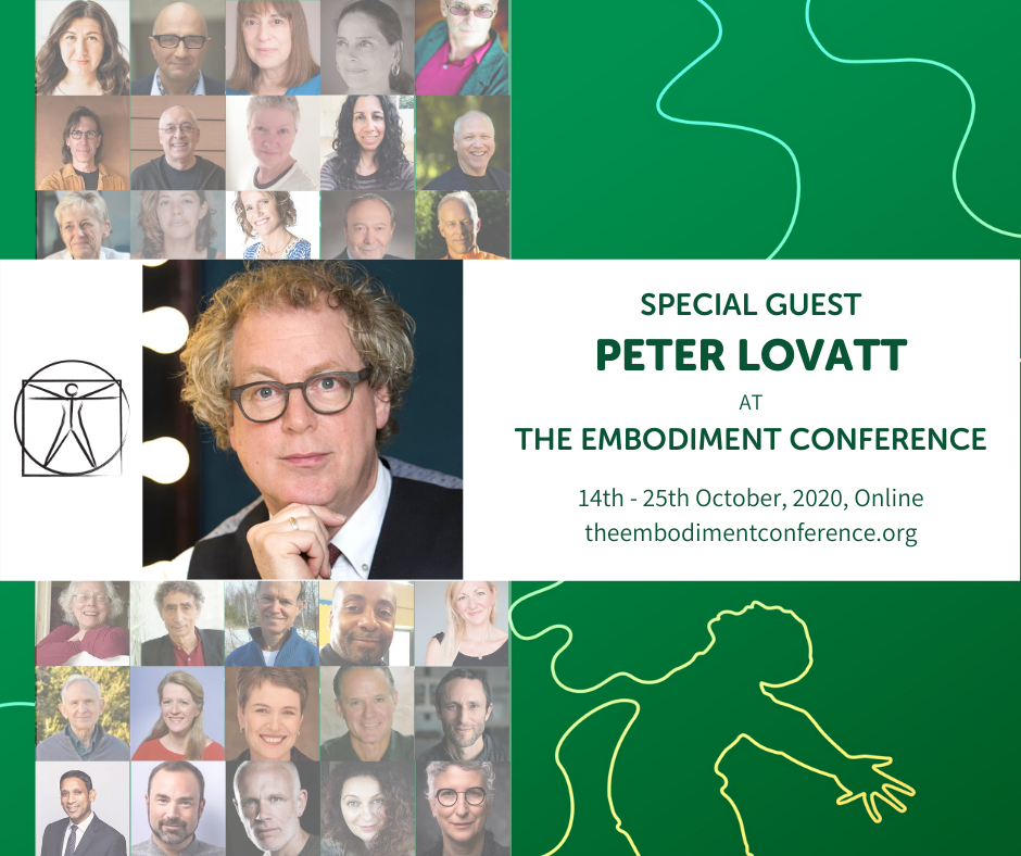 Peter Lovatt The Embodiment Conference 2020