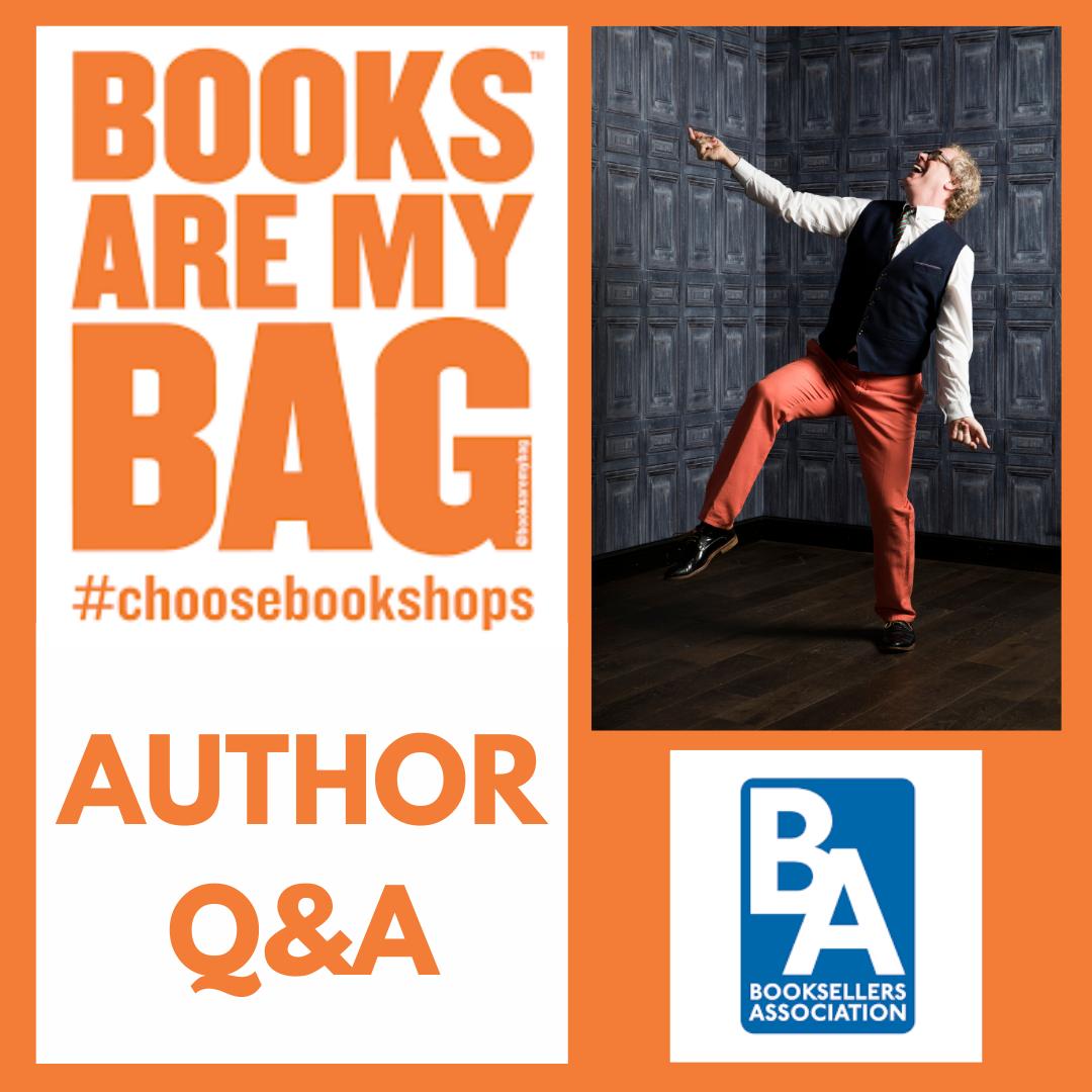 Peter Lovatt Author Q&A