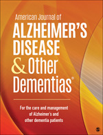 american journal of alzheimer's disease and other dementias