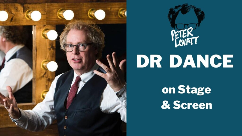 Peter Lovatt Dr Dance