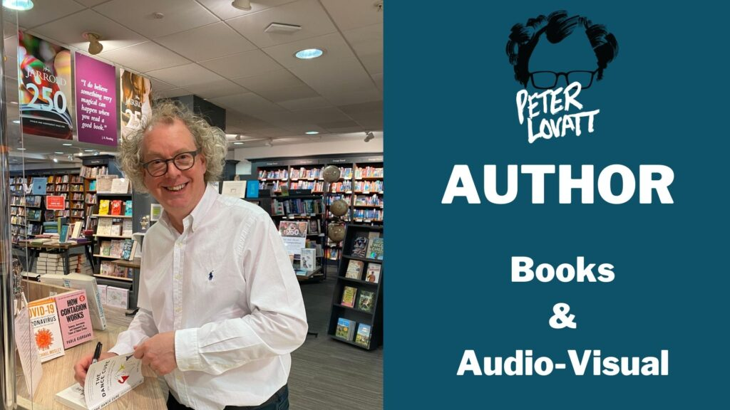 Peter Lovatt Author