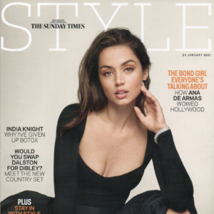 The Sunday Times Style cover