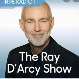 RTE Ray D'Arcy Logo
